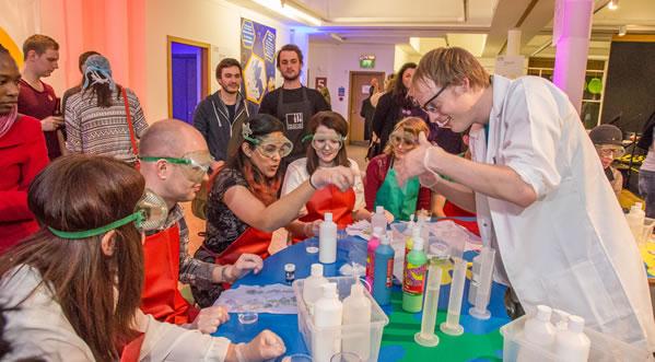 Edinburgh International Science festival