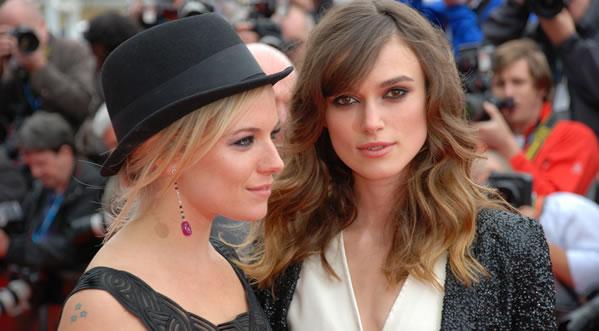 Stars at the Edinburgh International Film Festival