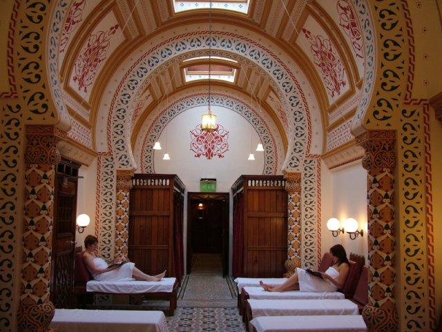 Harrogate Turkish Spa - image credit: Visit Harrogate
