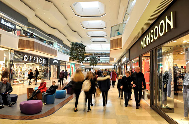 Image credit - Queensgate Shopping Centre
