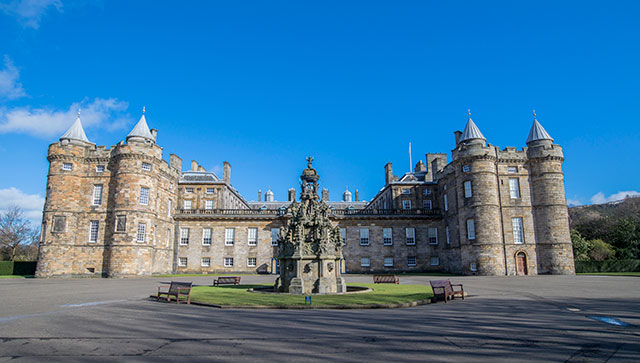Holyroodhouse - Image credit: Visit Scotland