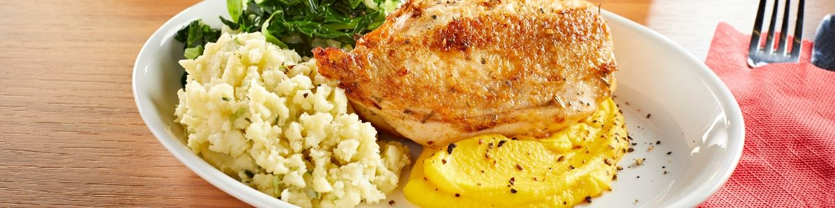 LNER First Class Chef's Special Chicken Supreme