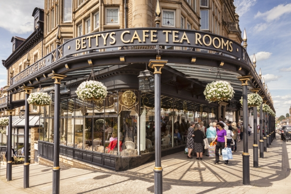 Harrogate Betty's