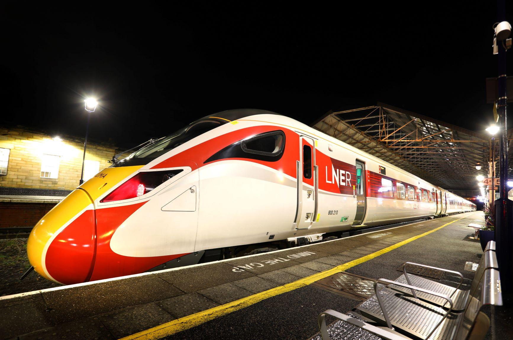 LNER Huddersfield