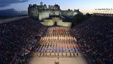 Festivals in Edinburgh