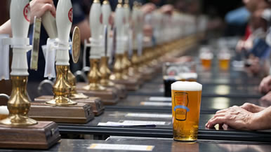 England's best real ale pubs