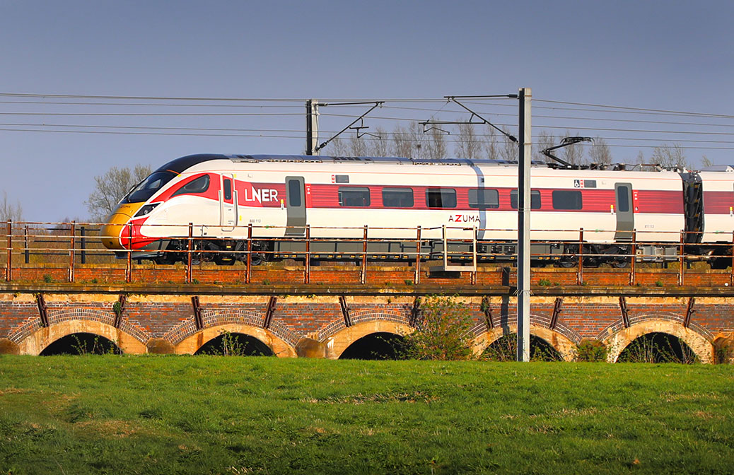 Boost for LNER customers as services return