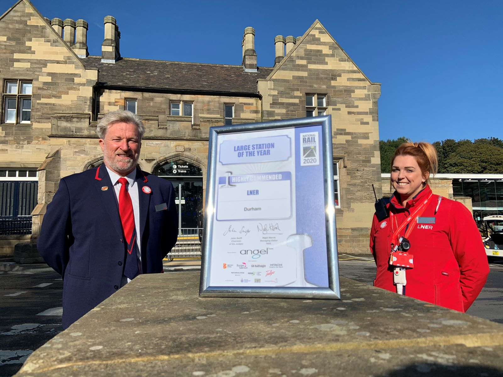 DURHAM STATION HIGHLY COMMENDED