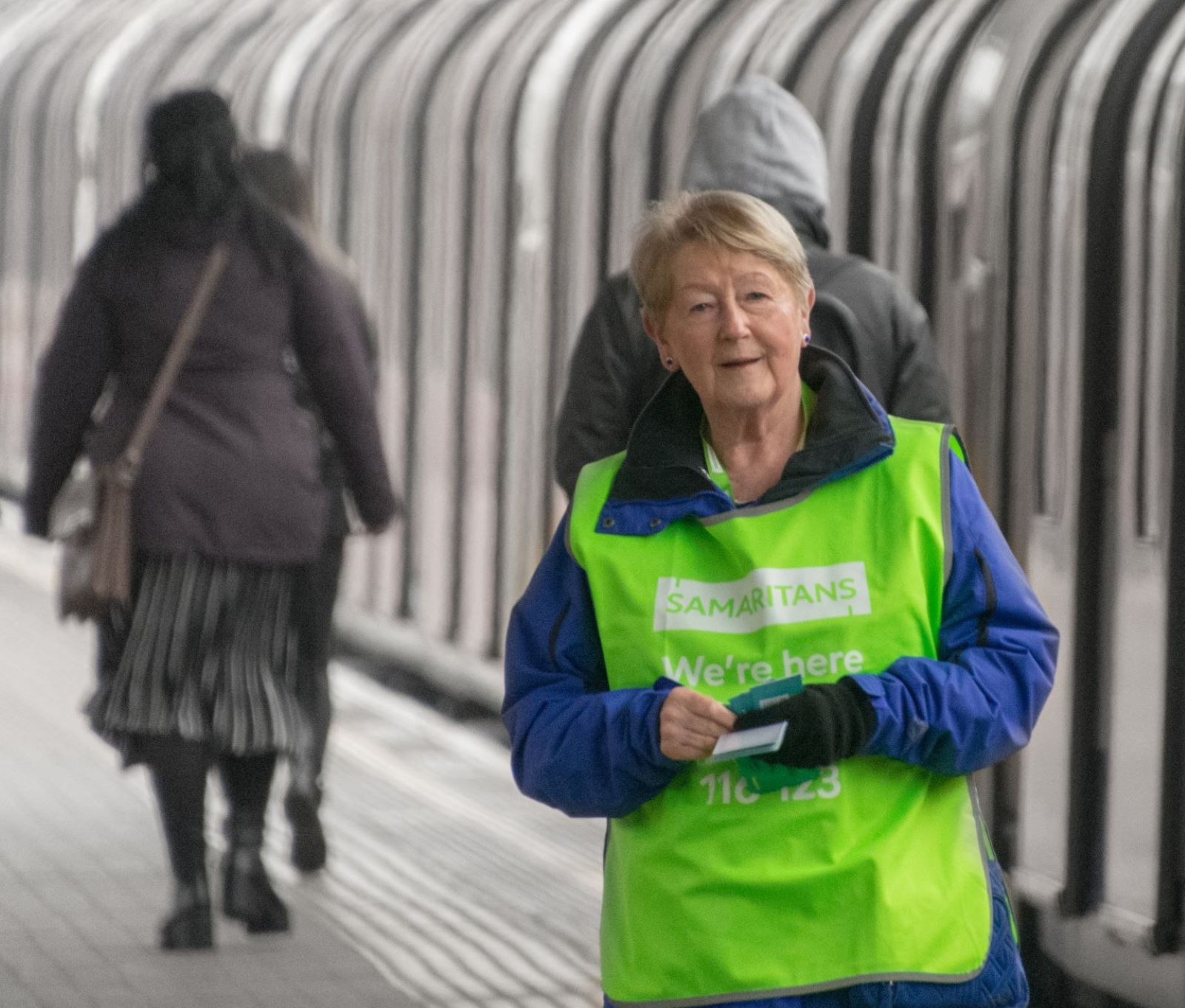 LNER Providing 'Lifeline' To Charities and Community Initiatives