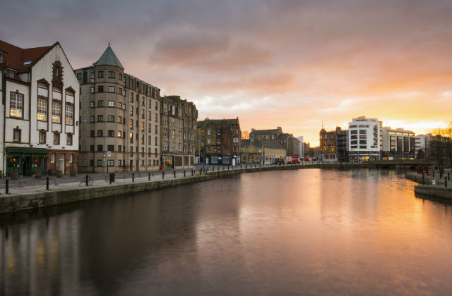 Waters of Leith