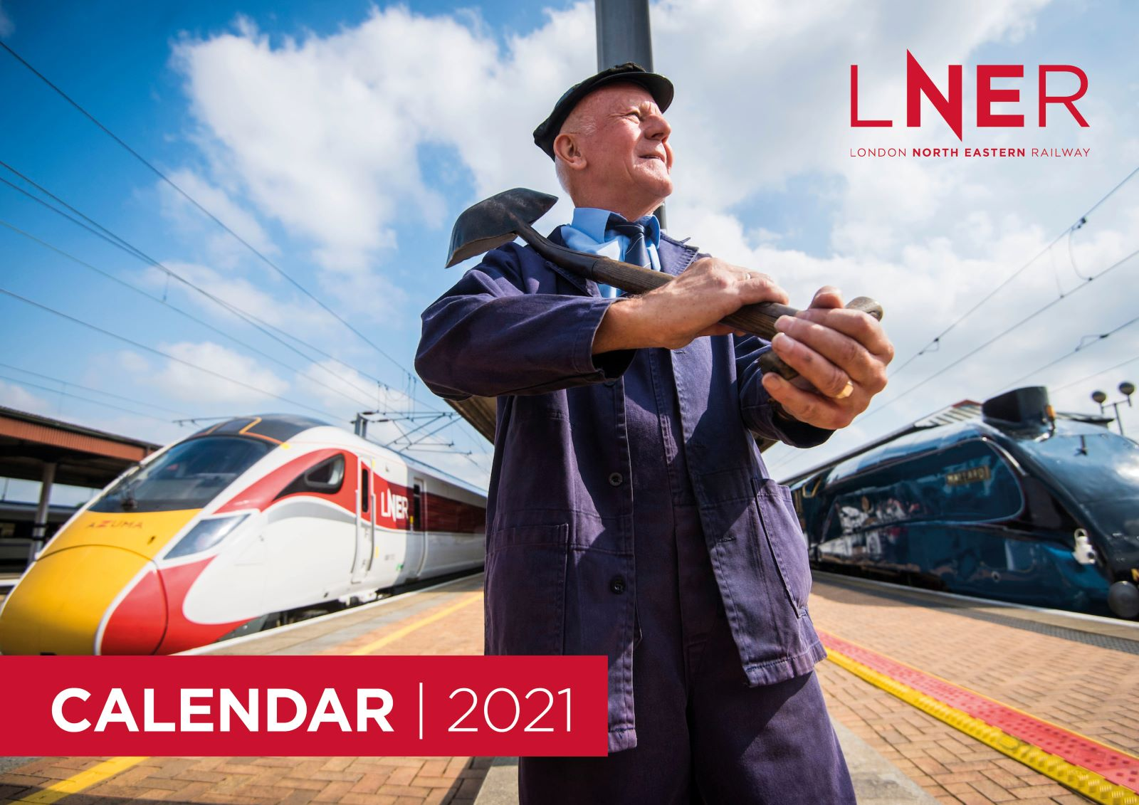 Save the date! LNER launches first calendar celebrating stations and destinations for 2021