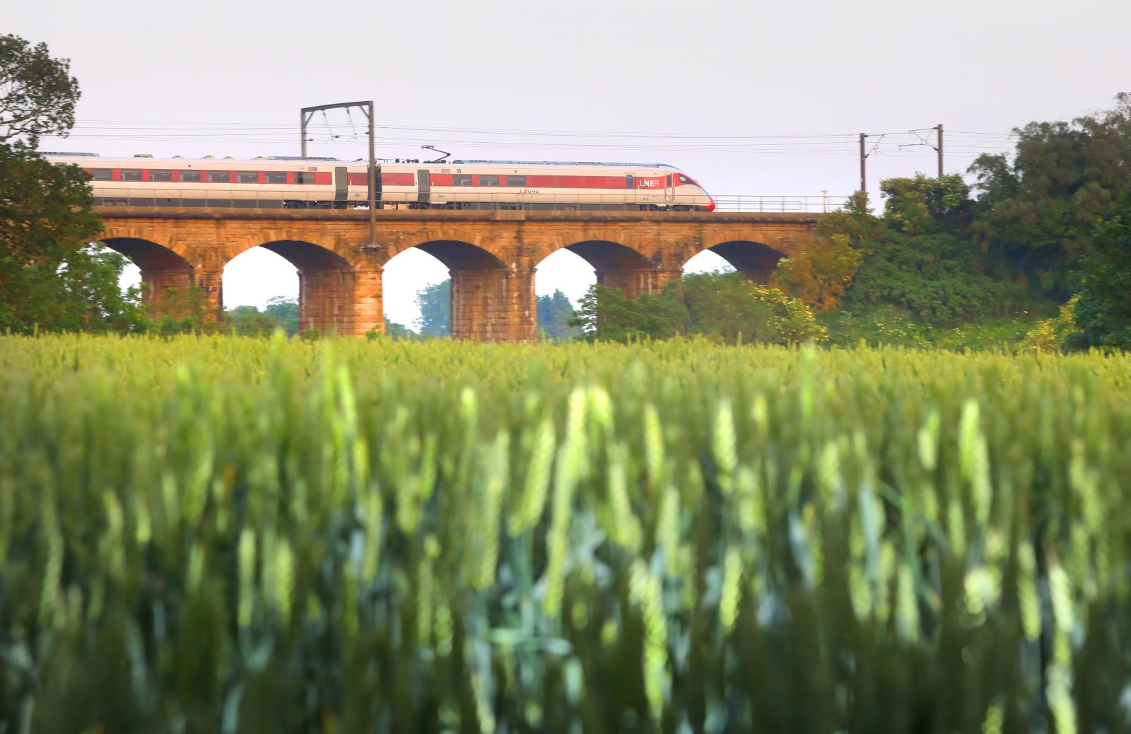 LNER Delivers Significant Environmental Improvements Throughout 2020