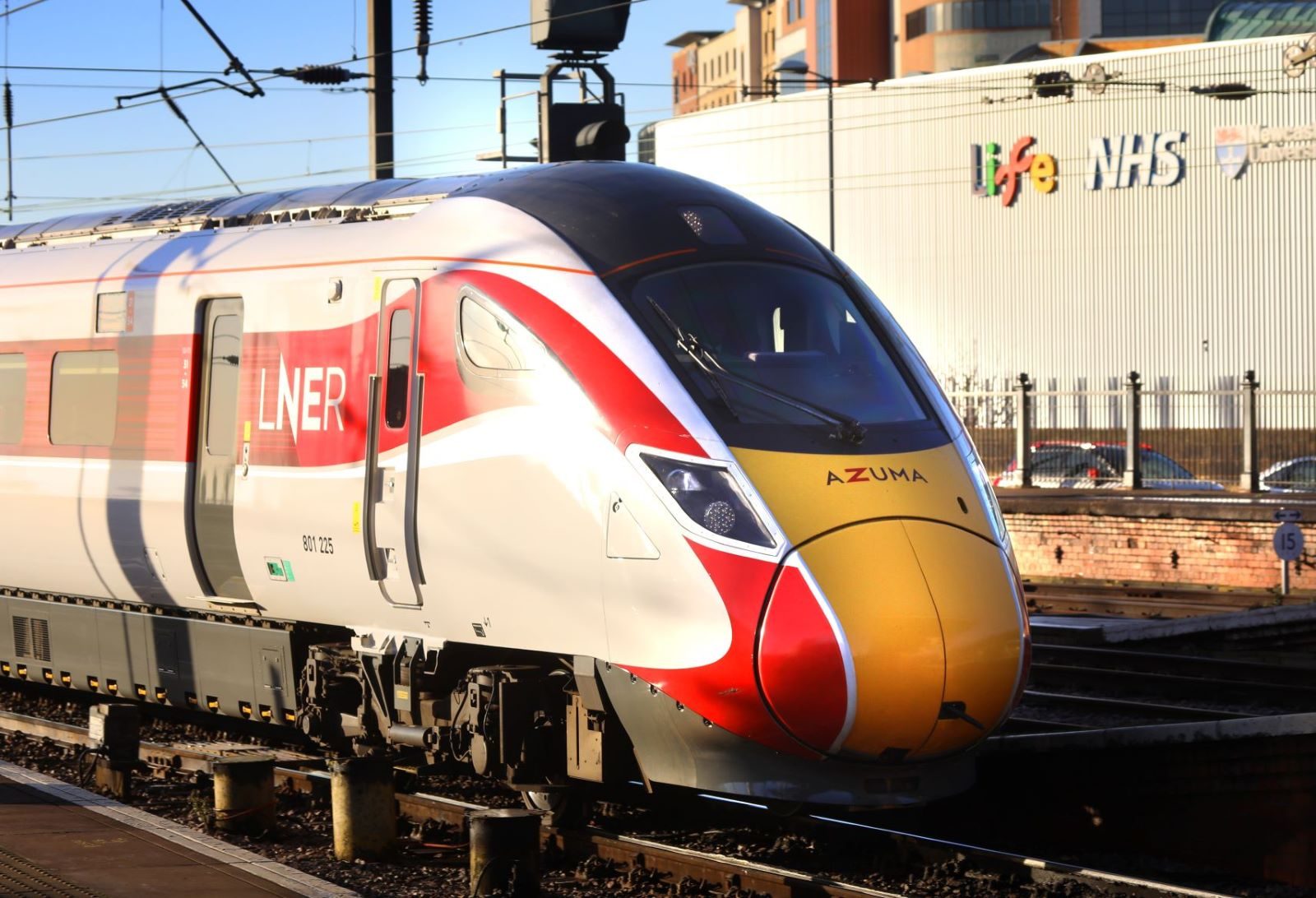 LNER To Support NHS With North East Vaccine Roll-Out