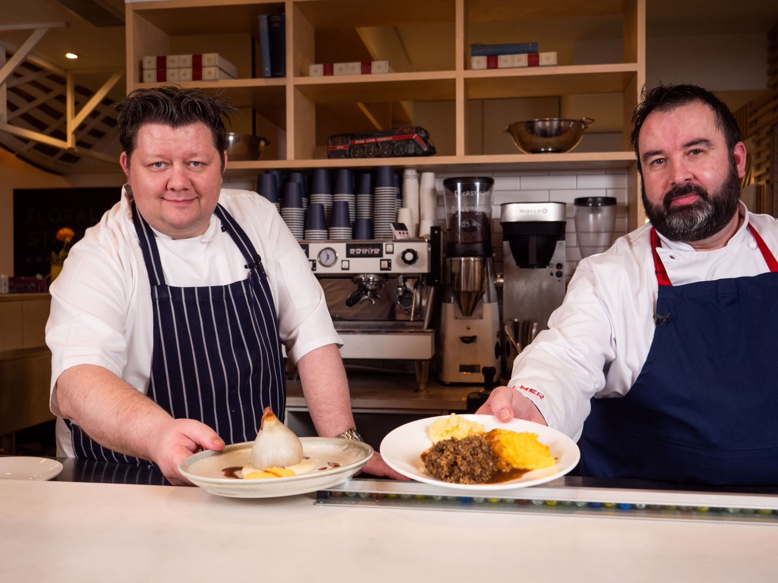 LNER Runs Haggis Cooking Class To Celebrate Burns Night At Home