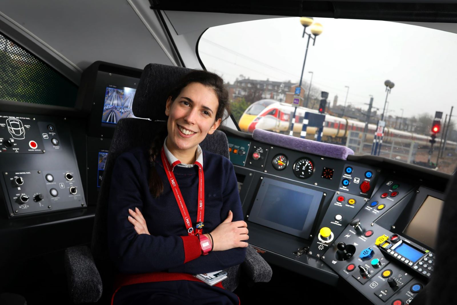 On The Fast Track To Success: LNER Celebrates Contribution Of Apprentices