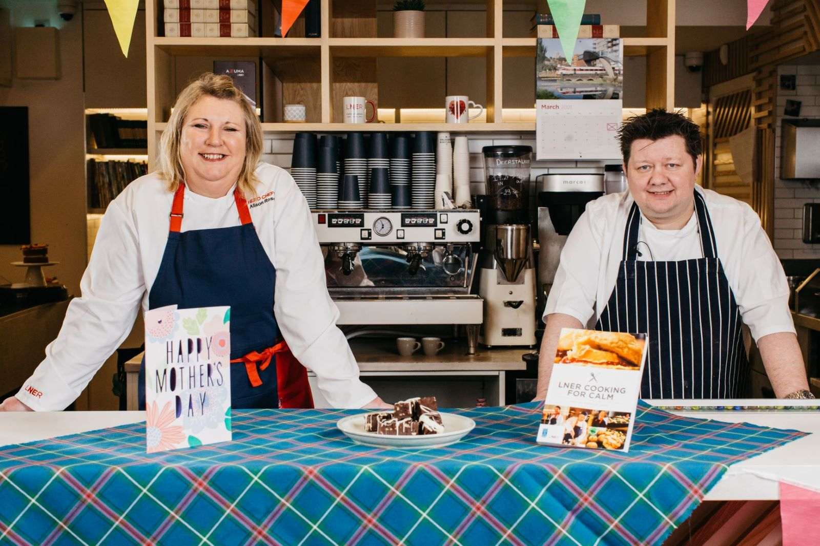 LNER Offers Inspiration For Mother's Day Treats At Home