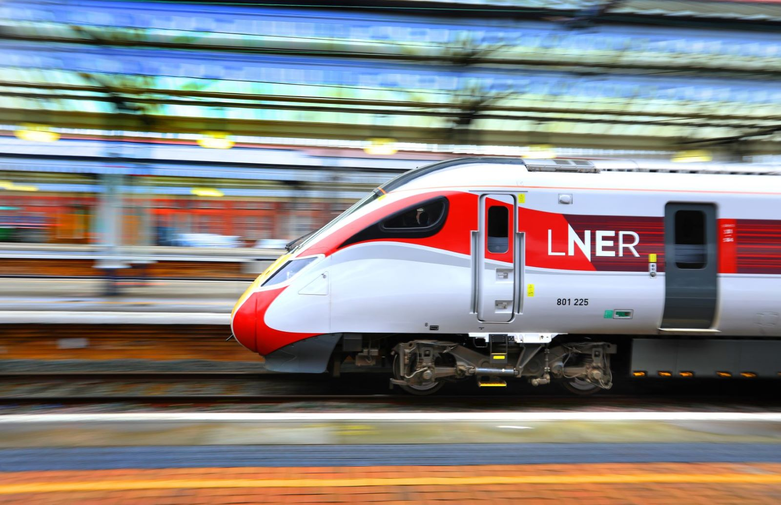 LNER Begins Global Search For Innovation To Ignite Growth In The Rail Industry