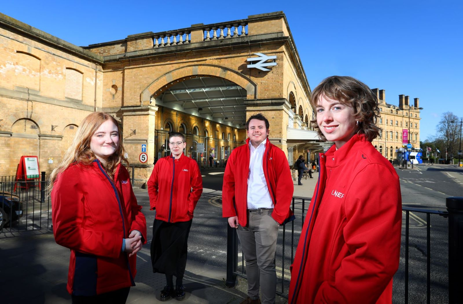 LNER Kickstarts Young People's Careers With Experience Of Rail