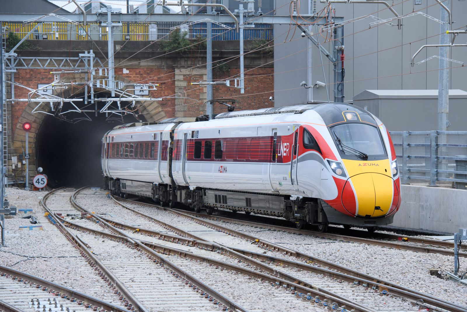 LNER Takes Passengers Through Historic Railway Tunnel For First Time In 40 Years