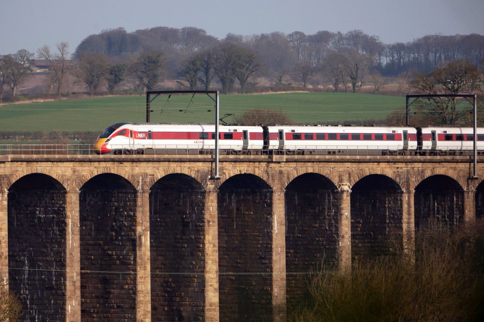 LNER Services Stepped Up