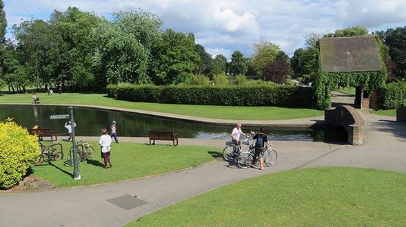 Rowntree Park York