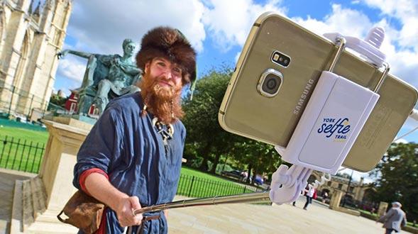Selfie Trail York