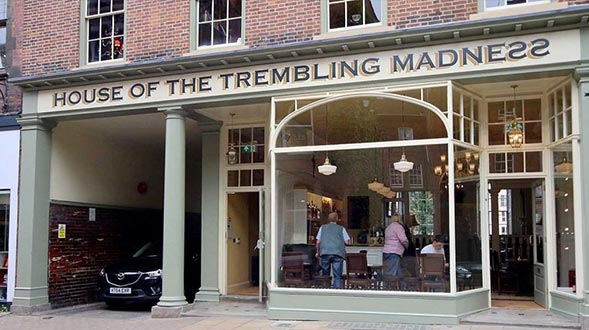 House of Trembling Madness York