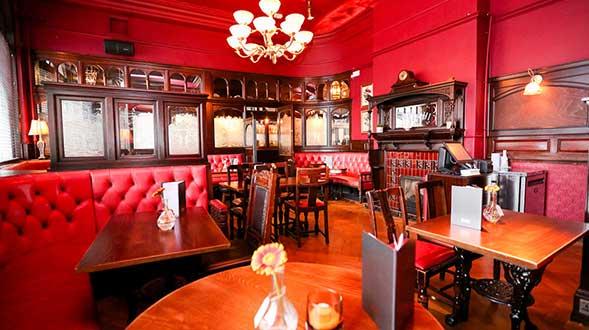 The Adelphi Restaurant, Leeds
