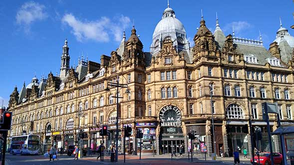 Leeds City Walking Tour
