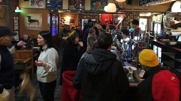 The Tyne Bar Newcastle