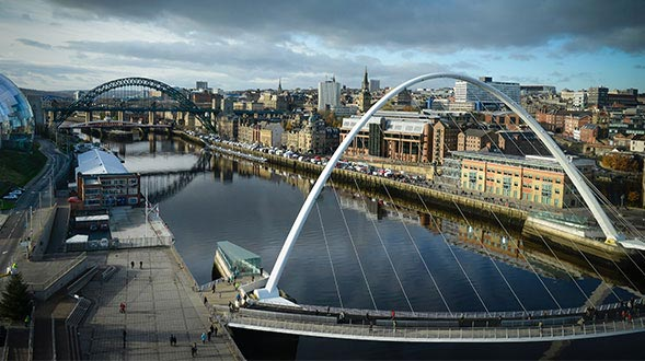 Northern Secrets Tour Newcastle