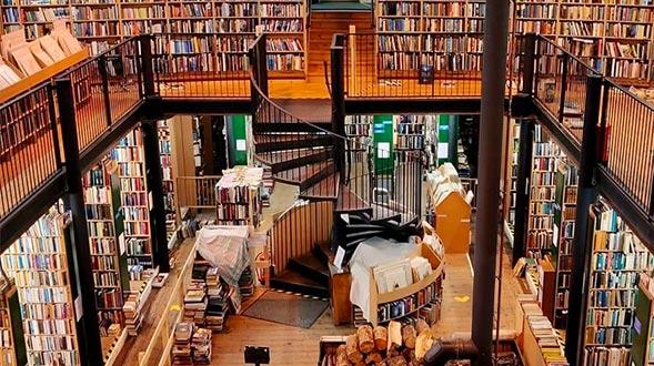 Leakeys Bookshop