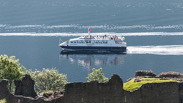 Loch Ness By Jacobite Boat Tour