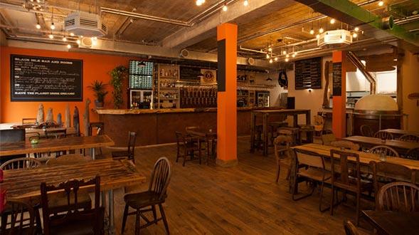 Black Isle Bar