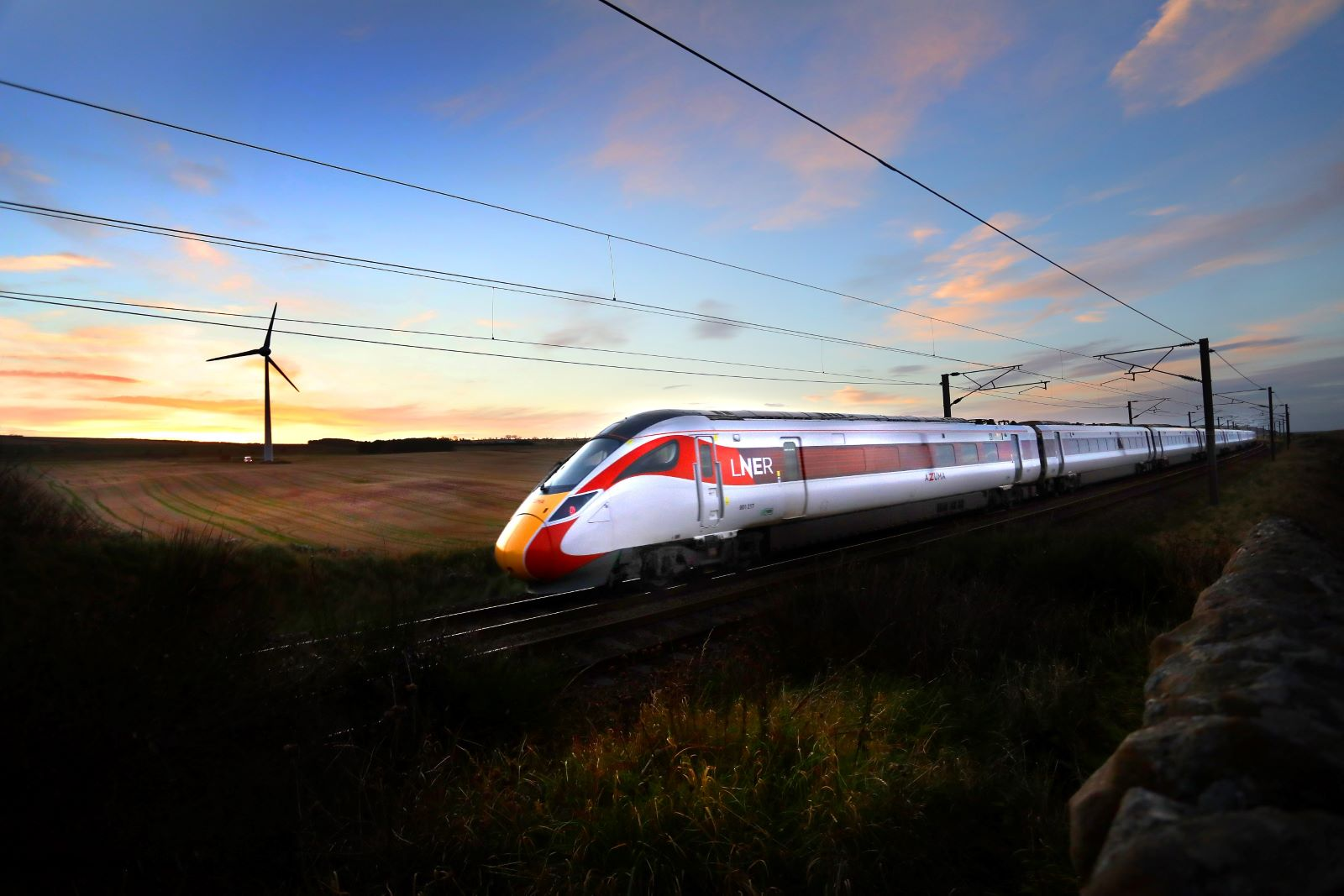 Eco-Friendly Rail Travel Focus For Inspiring New Poster Competition