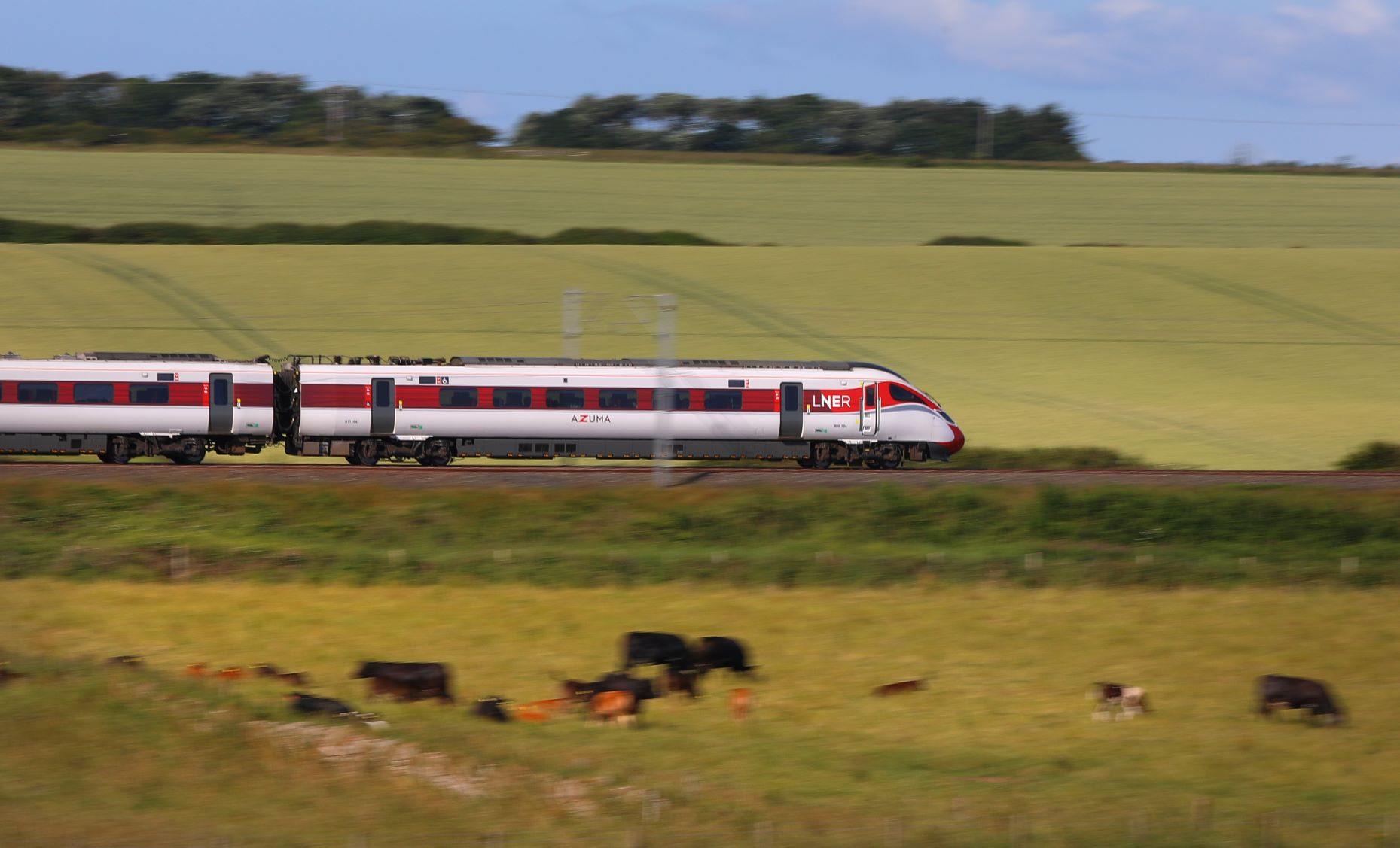 LNER Leads The Way In Railway Innovation And Investment