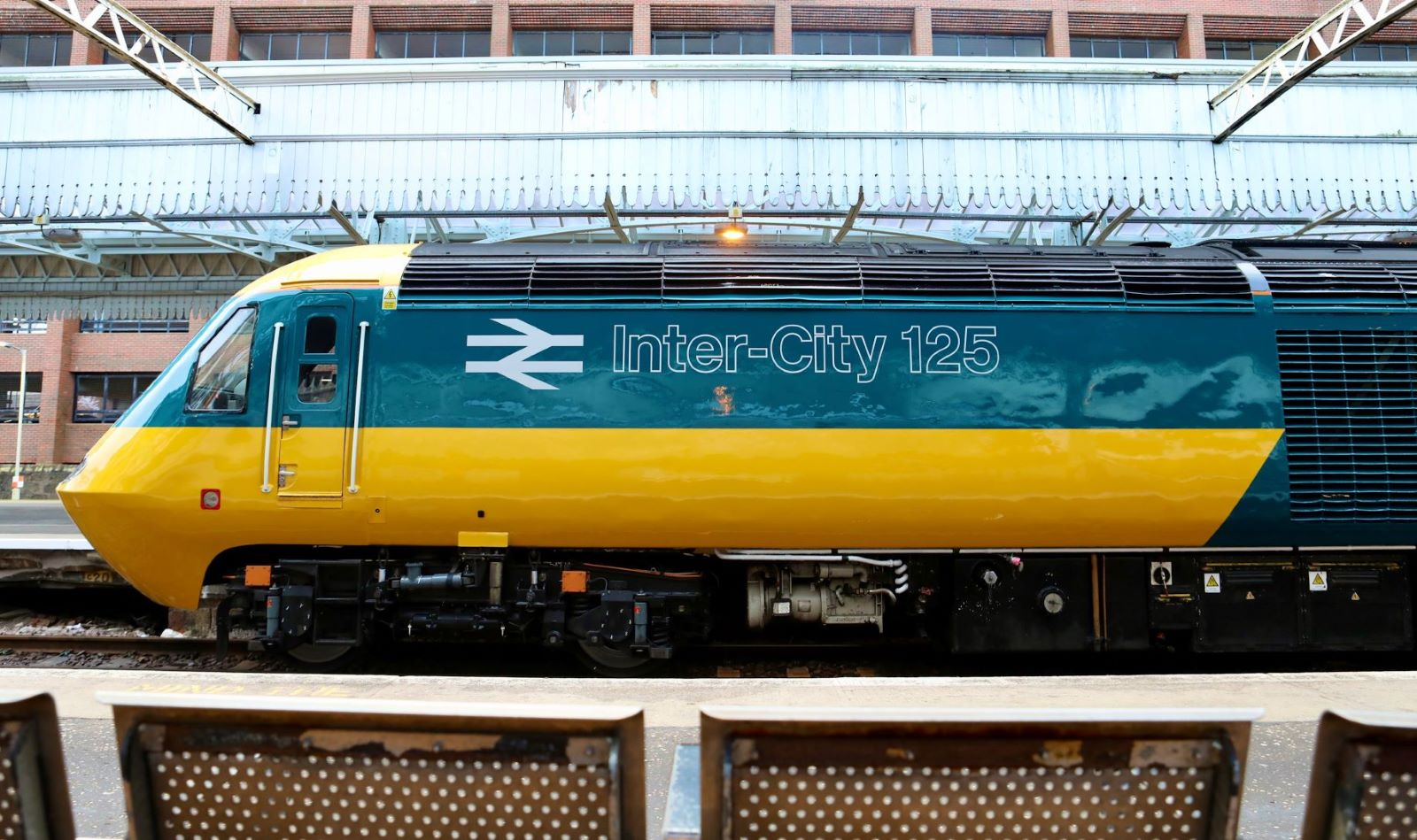 Inter-City 125 HST Farewell Collectors' Items Released For Sale
