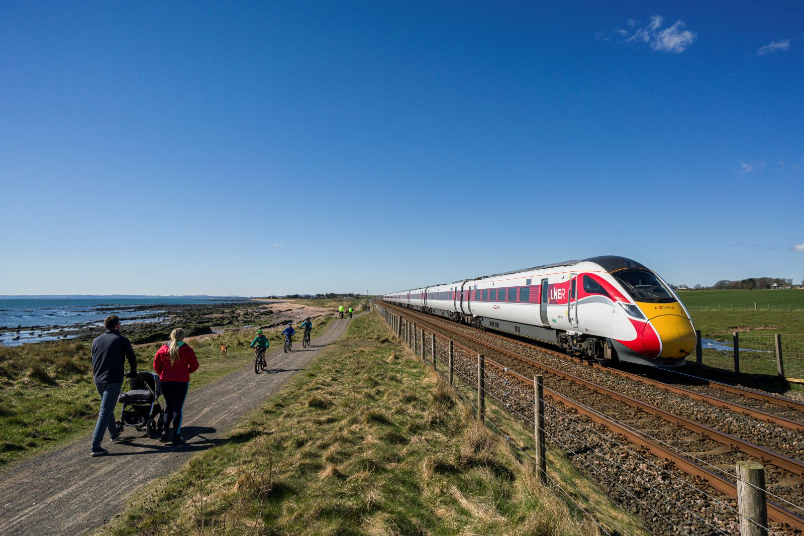 LNER Sees Strong Demand For Services Over Summer