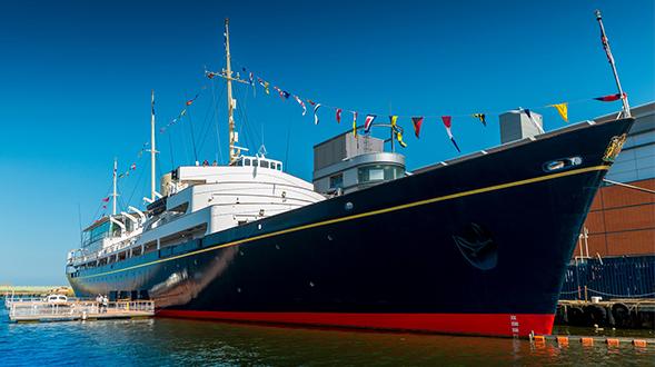 Royal Yacht Britannia Edinburgh