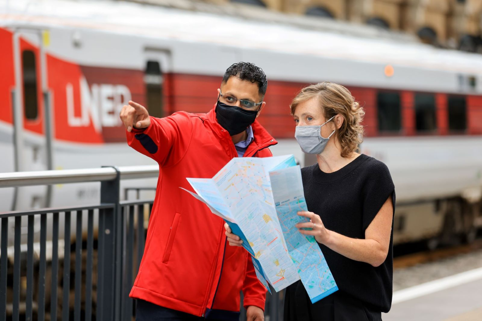 LNER Strides Out To Encourage More Customers To Discover London On Foot