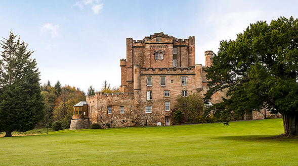 The Most Haunted Hotel in Edinburgh