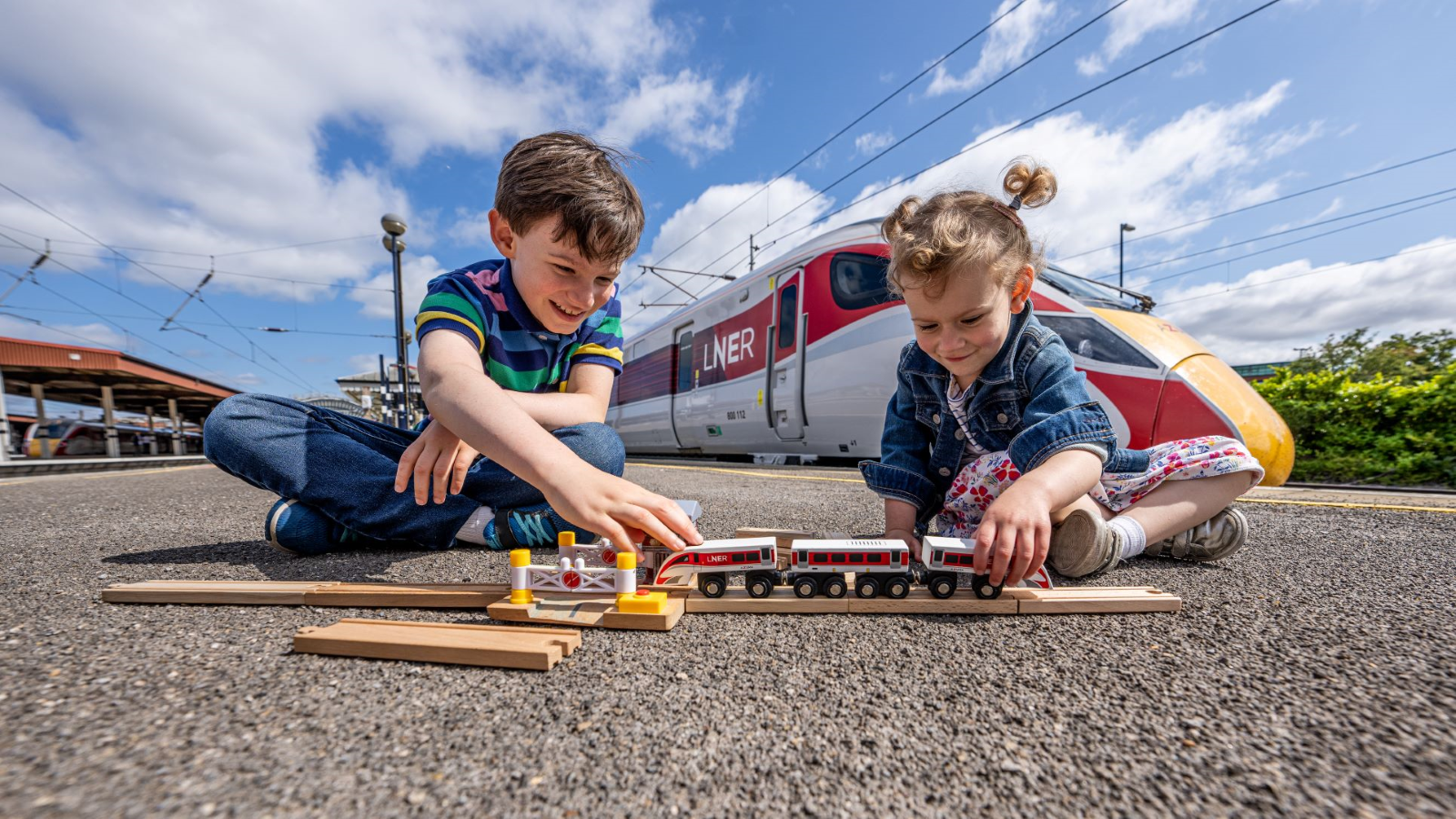 A model launch: LNER releases Azuma toy train in partnership with the National Railway Museum