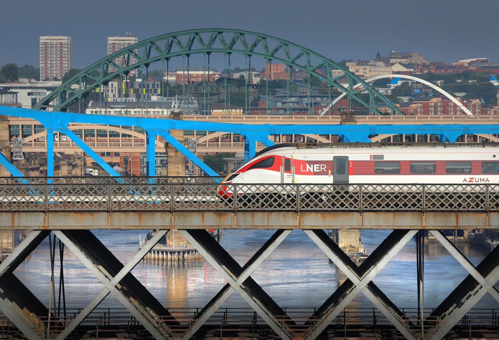 Rail To Play A Key Role In The UK's Recovery From The Pandemic